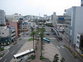 徳島駅前通り