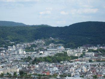京都タワー清水寺1