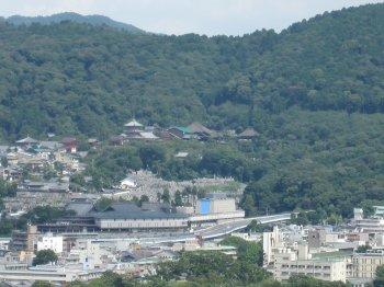 京都タワー清水寺2