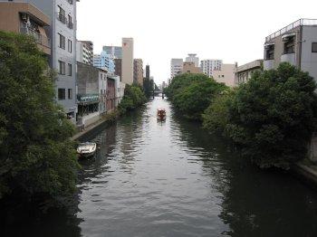 五条橋堀川