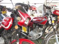 開平のバイク