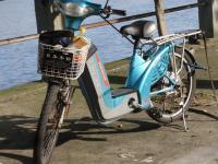 開平バイク