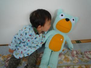 110116 熊雄と02