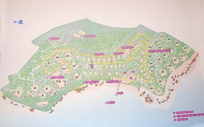 トリサラ配置図