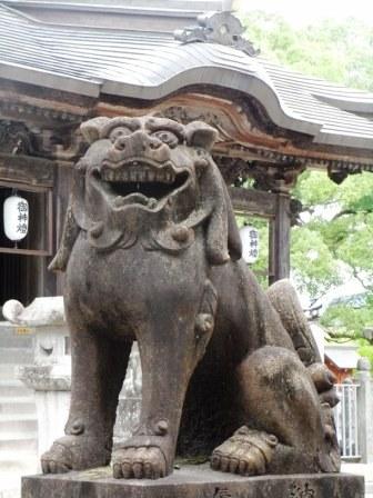 大原八幡宮田島3