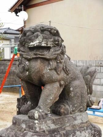 天満神社飯田1