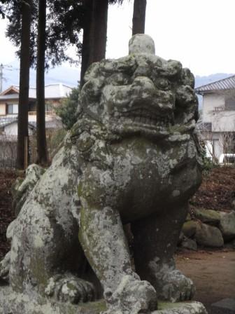八幡神社養父2