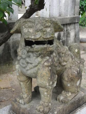 飯倉神社1