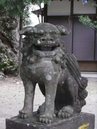 雉琴神社1