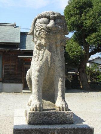 住吉神社姪浜1