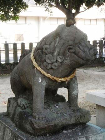 鹿島神社氷川4