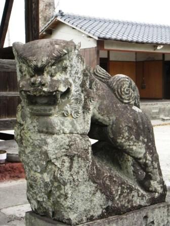 五柱神社1