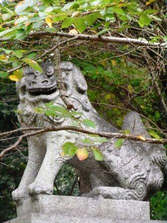 稲荷神社金田5