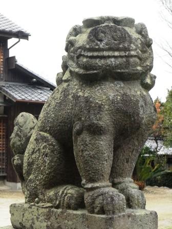 矢倉神社田主丸町4