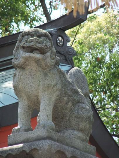 仲宿八幡宮祇園1