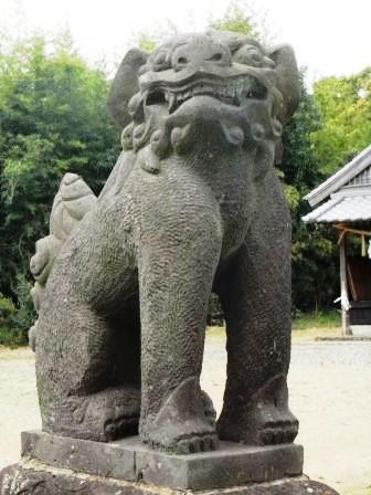 八幡神社若菜04
