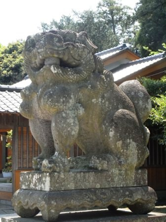 石垣神社田主丸1