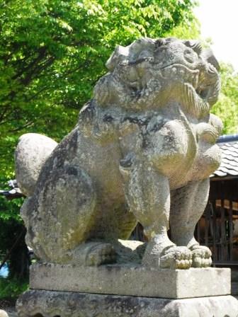 石垣神社田主丸2