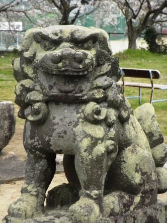 矢倉神社田主丸町5