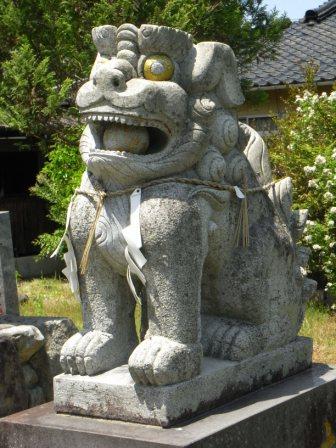 八坂神社福田1