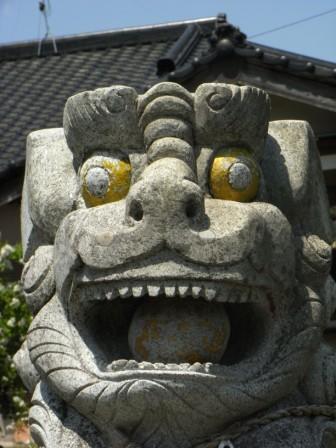 八坂神社福田3
