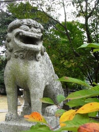 稲荷神社金田7