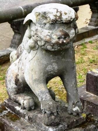 八幡神社若菜02