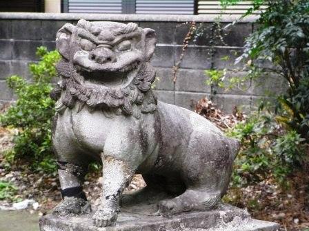 園田神社1