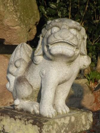 生穂神社1