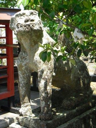 六角神社1