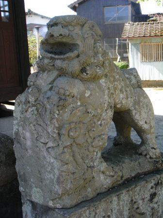 金比羅神社福富1