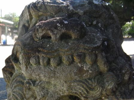 金比羅神社福富4