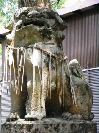 亀山神社小竹1