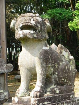 中尾神社1