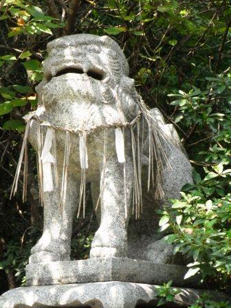 亀山神社小竹3