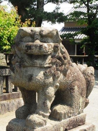 天満神社豊城5