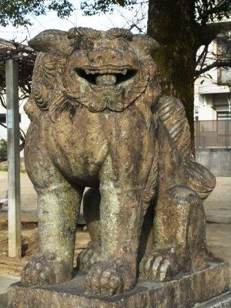 伊覩神社周船寺1