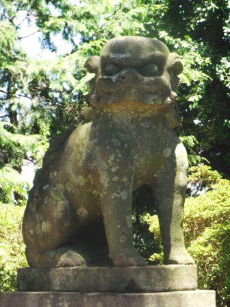 八幡神社飯盛3