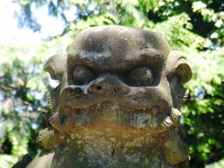 八幡神社飯盛4