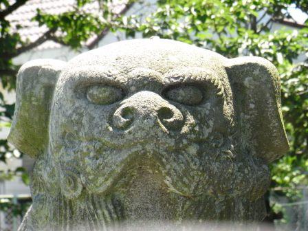 八坂神社諸富町4