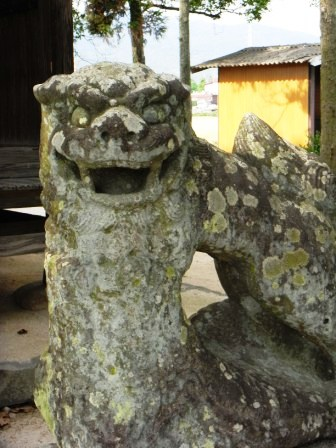 白山神社東山田1
