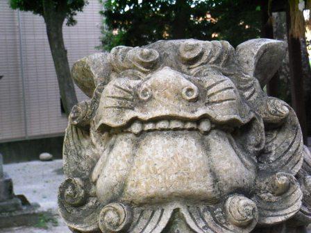 地録神社井尻4
