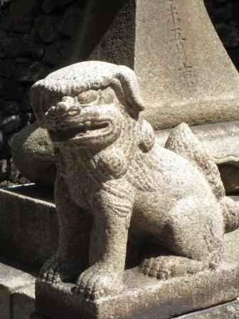 八坂神社城内1