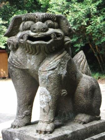 日吉神社鶴田1