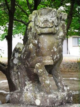 山神社臼野2