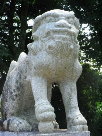 須賀神社植木4