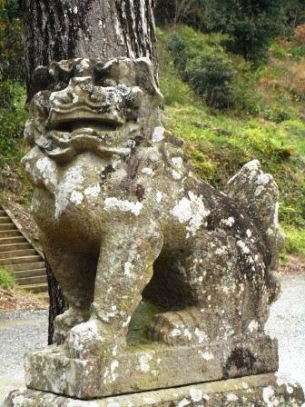 神鉾神社竹野1