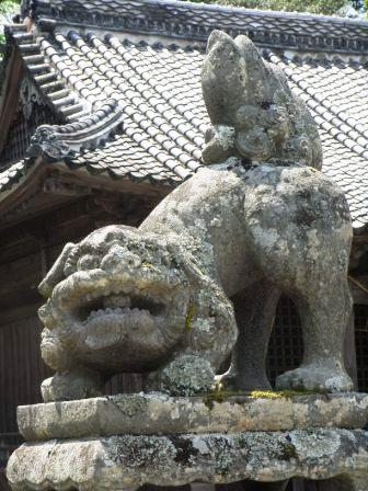 宮地獄神社屋部5