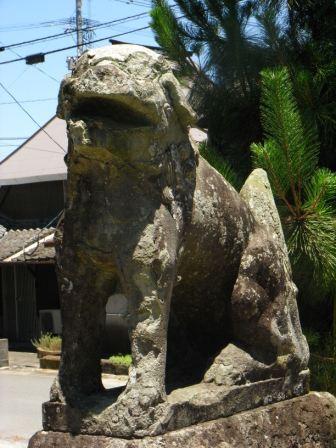 天神社小々森1
