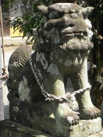 弓削神社龍田町3